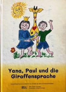 Buch Cover vom E-Book Yana, Paul und die Giraffensprache